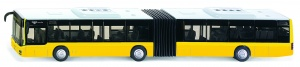 Siku Man Lion's City harmonicabus geel/wit (373)