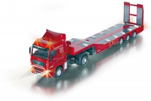 Siku RC low loader truck Man red (6721)