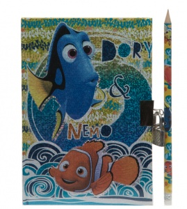 Slammer Finding Dory diary with slot-S