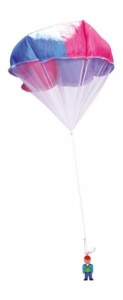 Small Foot Wood Parachutist 79 cm