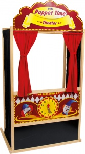 Small Foot poppenkast Theater 144 cm