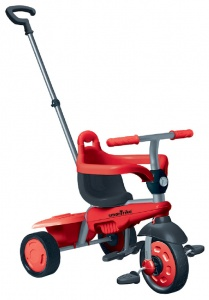 smarTrike Breeze Junior Rood