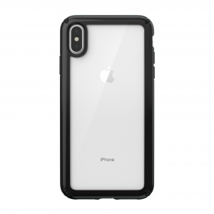 Speck telefoonhoes Presidio Show Apple iPhone XS Max zwart