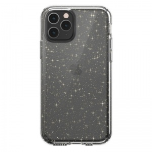 Speck telefoonhoesje Presidio Glitter Gold Apple Iphone 11 Pro goud