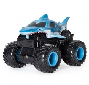 bf5cc179d1 Spin Master scale model Monster Jam Megalodon 1:43 blue 12 cm