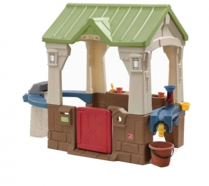 Step2 playhouse Great Outdoors 54 x 98 x 116 cm