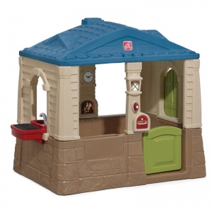 Step2 playhouse Happy Home Cottage & Grill 89 x 129,5 x 118 cm