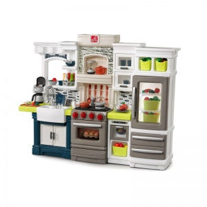 Step2 speelkeuken Elegant Edge Kitchen 167 cm 78-delig