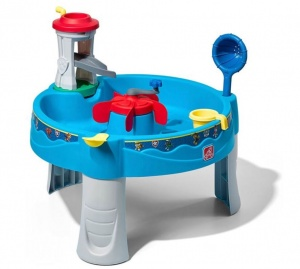 Step2 sand & water table Paw Patrol 80 cm blue