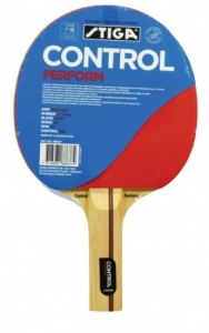 Stiga Table Tennis BAT Control Perform