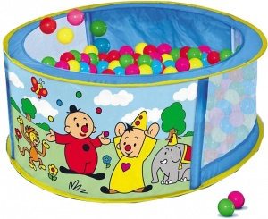 Studio 100 ball box Bumba with 50 balls