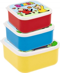 Studio 100 Bumba storage boxes 3 pieces