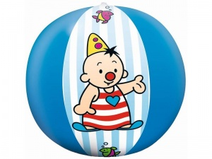 Studio 100 beach ball Bumba 33 cm blue