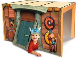 Studio 100 table tent Wickie the Viking junior 70 x 140 cm