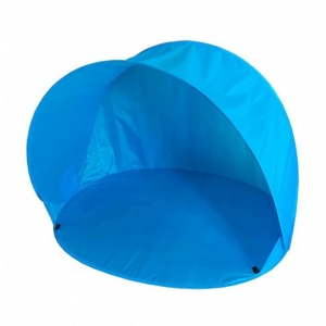 Summertime pop-up strandtent 150 x 110 x 100 cm blauw