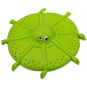 SwimWays splash bal Squid Disk 15 cm groen