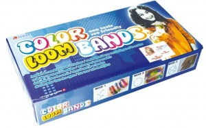 Symex loombox Color Loom Bands 600 loombandjes
