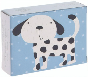 Free and Easy mini puzzel 13 x 18 cm hond