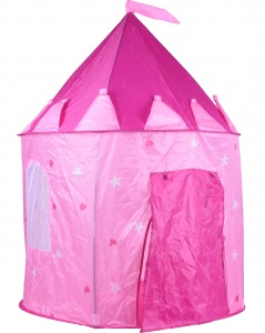 Tender Toys play tent princesses pink 125 cm