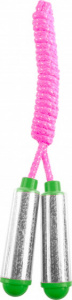 Tender Toys skipping rope junior 210 cm lilac/silver