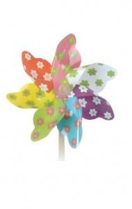 Tender Toys Windmolen bloemen