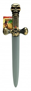 Toi-Toys Adventures pirate sword silver/gold 42,5cm