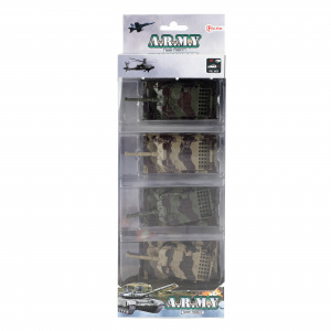 Toi-Toys Army mini tanks