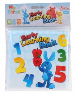 Toi-Toys baby bath book 14 cm figures