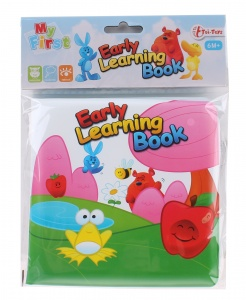 Toi-Toys baby bath book 14 cm nature