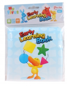 Toi-Toys baby bath booklet 14 cm shapes