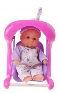 Baby Spring Schommel.Toi Toys Internet Toys