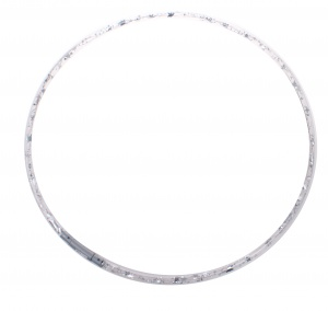 Toi-Toys hula hoop with light 69 cm white