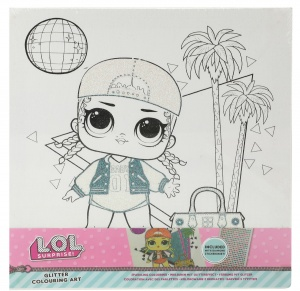 Toi-Toys L.O.L. Surprise taschentuchbox