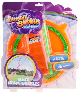 Toi-Toys make your own XXL bubble