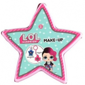 Toi-Toys make-upset L.O.L. Surprise Medium 10 cm rosa (A)
