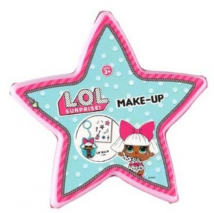 Toi-Toys make-upset L.O.L. Surprise Medium 10 cm rosa (E)
