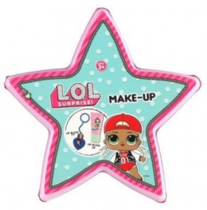 Toi-Toys make-upset L.O.L. Surprise Medium 10 cm rosa (F)