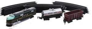 Toi-Toys Modelleisenbahn - Train Express Oil