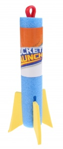 Toi-Toys Rocket Launch rocket 15 cm blue
