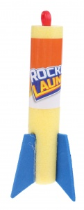 Toi-Toys Rocket Launch rocket 15 cm yellow