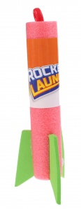 Toi-Toys Rocket Launch rocket 15 cm red