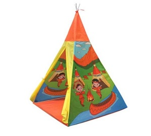 Toi-Toys playtent indians tipi 100 cm