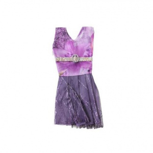 Toi-Toys party dress Lauren girls 14 cm textile purple