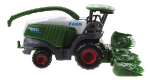 Toi-Toys tractor Die-cast mini 8 cm farm power