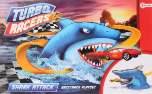 Toi-Toys Turbo Racers shark attack