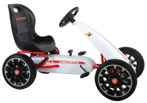 Milly Mally GoKart Junior Weiß