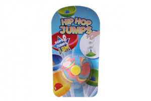 TOM plopper Hip Hop junior 5 cm geel