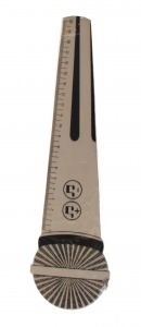 TOM wooden ruler microphone 20 cm