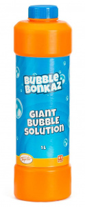 Toyrific bubble blowing Bubble Bonkazliquid junior 1 liter