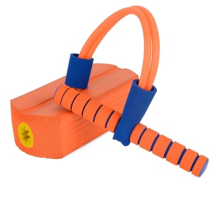 Toyrific Bungee Hopper Jump 'n Bounce orange